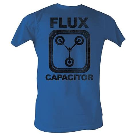 flux capacitor light up t shirt back to the future flux capacitor t shirt