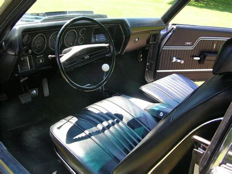 1971 Chevelle Ss Interior by 1971 Chevrolet Chevelle Ss 454 2 Door Hardtop 43275