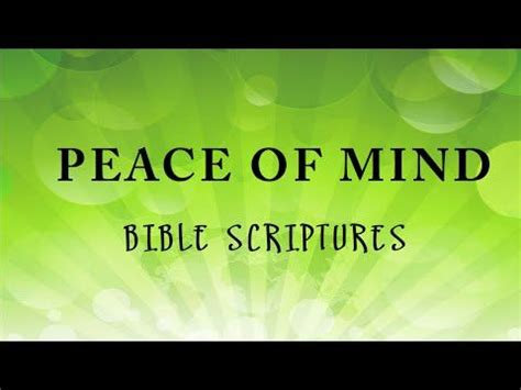 Peace Of Mind An Electronic Phone Book by Gallery Christian Meditations Quotes