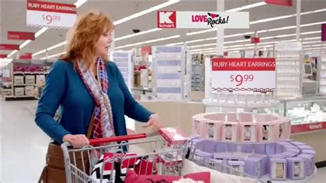 kmart commercial actress kmart tv spot valentine s day love rocks ispot tv