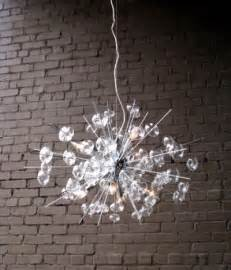 Modern Glass Chandelier Lighting Bubbles Glass Modern Chandelier Solaria Large Light Dining