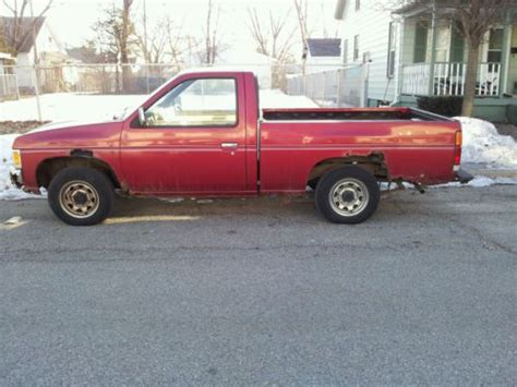 find used 1993 nissan 4 cyl truck 1993 only 95k