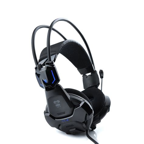 Headset Gaming Cobra e blue cobra series professional gaming headset black