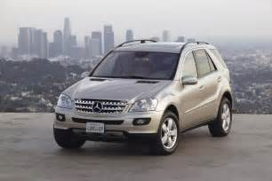 2006 Mercedes Ml350 Review 2006 Mercedes Ml350 Review