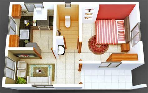 plan 3d chambre plan 3d appartement 1 chambre 47
