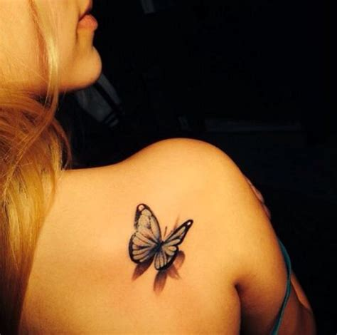 simple butterfly tattoo design 15 3d butterfly designs you may