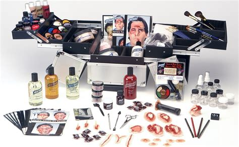tutorial deluxefx makeup ideas 187 special effects makeup kit beautiful