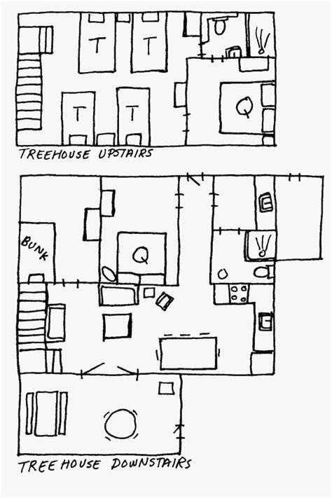 tree house floor plan floor t 424 fountain point resort