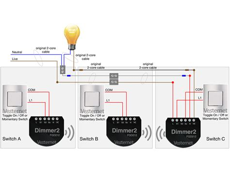 2 dimmer switch wiring diagram efcaviation