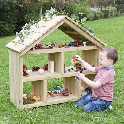 small dolls house buy outdoor wooden dolls house tts