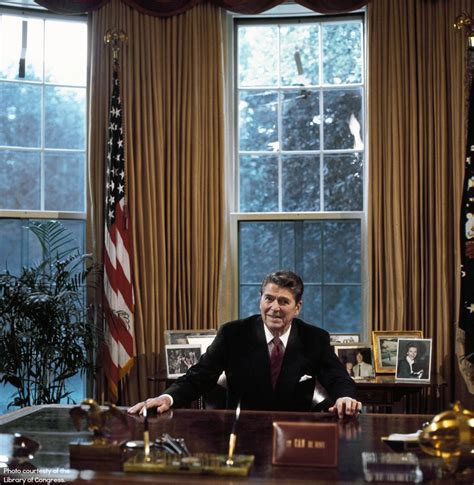 reagan oval office if i were the president shawn b bailey
