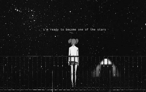 gif type wallpaper i am ready to become one of the stars star tumblr
