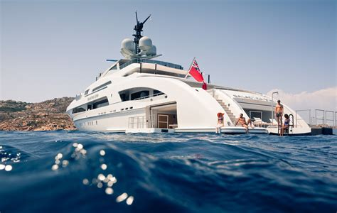 boat builder in spanish yachts for charter luxury yacht charter superyacht news