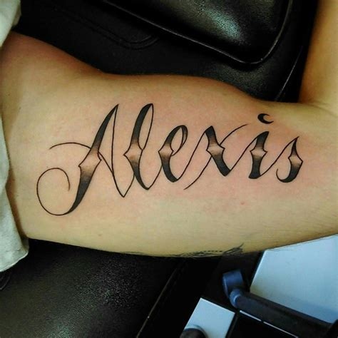 90 name tattoos that will have you yelling what s my name