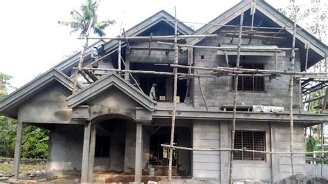 house construction construction house in locality available for