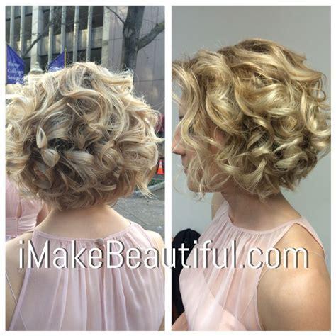 Bridal hair for short hair   Bridal   Wedding Hair styles