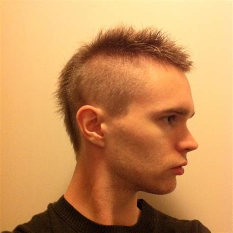 hairstyles for short hair mohawk 22 men s mohawk hairstyles ideass designs design