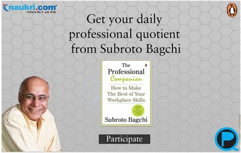 Professional Quotient now get your daily professional quotient from subroto