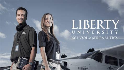 liberty university commercial liberty university school of aeronautics student