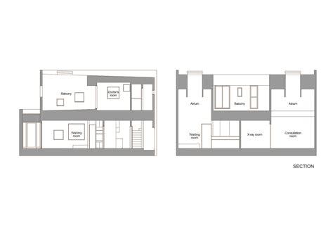 dental section gallery of yokoi dental clinic iks design msd office 22