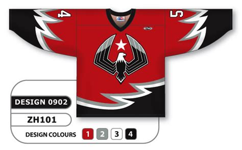 design nhl jersey online sublimated hockey jersey falcons series custom made or blank