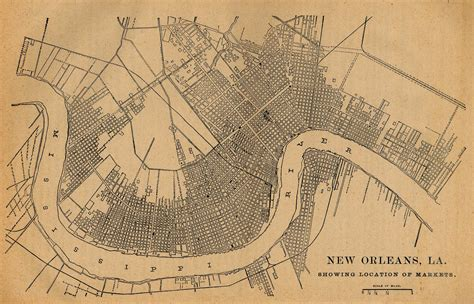 new orleans historical maps maps of national parks monuments and historic