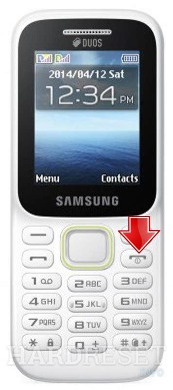 Reset Samsung B310e | samsung b310e guru music 2 how to hard reset my phone