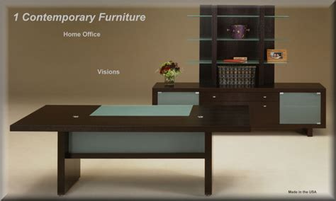 modern home office furniture home design
