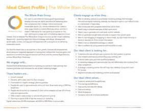 customer profile sheet template create your ultimate b2b customer profile