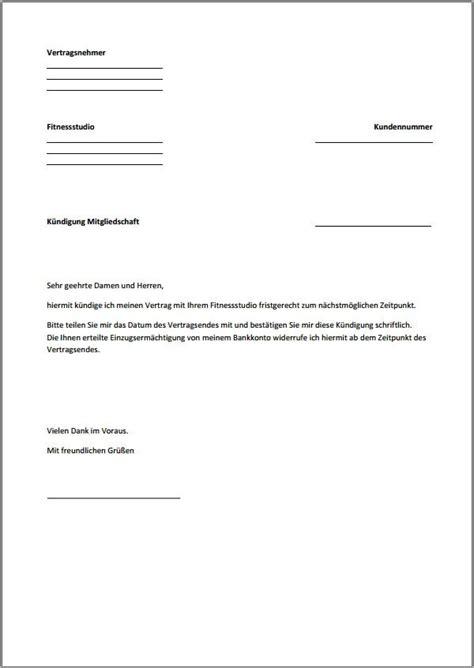 Vorlage Kündigung Arbeitsvertrag Rente Vertragsk 252 Ndigung Vorlage K 252 Ndigung Vorlage Fwptc