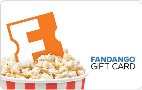 Gift Cards With No Fees - fandango gift cards review
