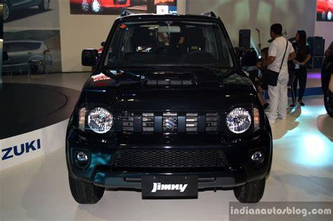 Suzuki Jimny Philippines Review Suzuki Jimny Front At The 2014 Ci Indian Autos