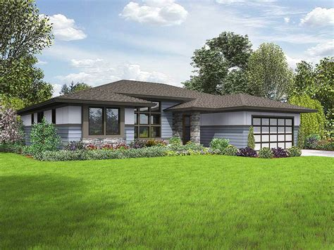 prarie style homes flexible 3 bed prarie style house plan 69614am