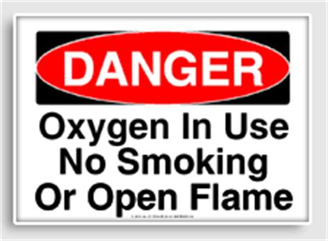 no smoking oxygen signs printable osha danger signs freesignage com completely free