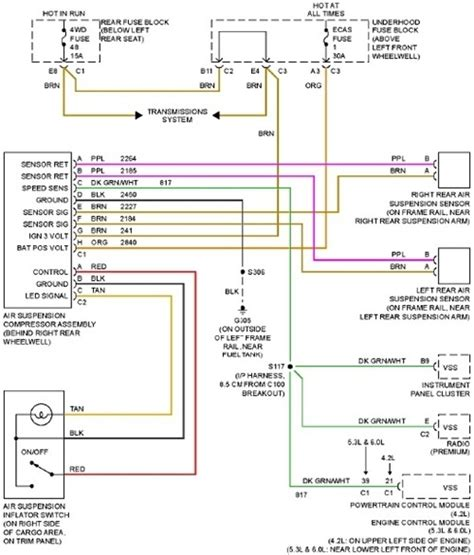 2007 chevy malibu electrical wiring diagrams fuse box