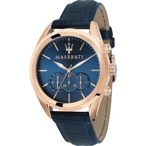 rose gold maserati reloj maserati r8871612015 traguardo