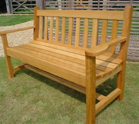 garden wood benches home design ideas your home reference
