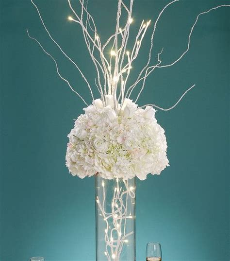 17 Best Images About Secaf Centerpieces On Pinterest Lighted Branches Centerpieces