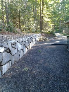 retaining wall side of house hillside xeriscape on pinterest hillside garden hillside landscaping and retaining