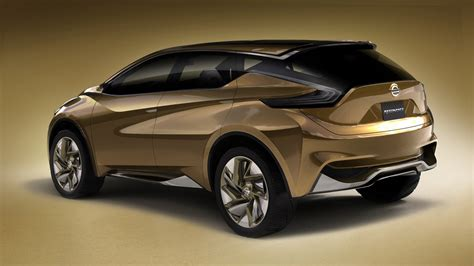 nissan crossover 2013 nissan cars news resonance concept hints at future suv