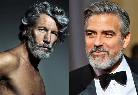 mens hair color salt and pepper stylish mens hair color trends grey hair everything men need to know about going grey