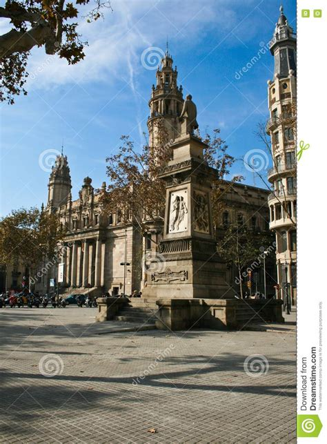 oficina central correos barcelona la oficina de correos barcelona
