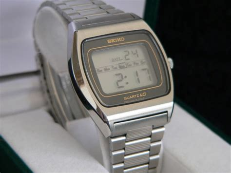 seiko digital watches 408inc