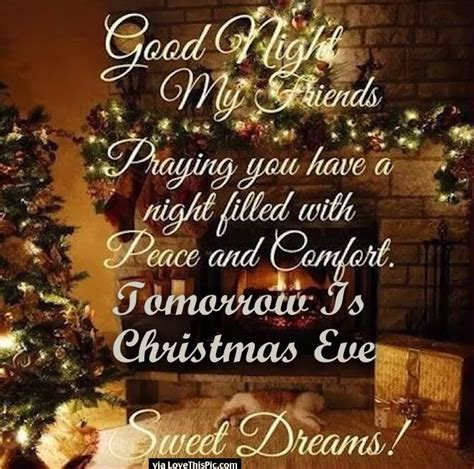 goodnight  friends tomorrow  christmas eve pictures   images  facebook tumblr