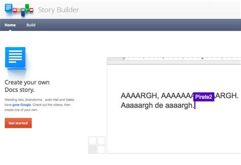 Ms Kline Online Google Story Builder In Groups Docs Story Builder