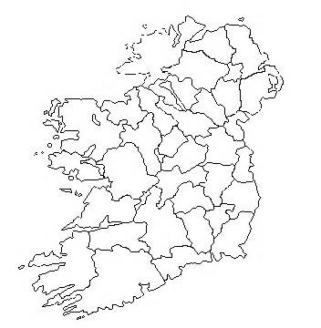 County Map Of Ireland Outline by Phone Cases For Free Phone Free Engine Image For User Manual