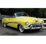 1951 BUICK CONVERTIBLE  Front 3/4 16325