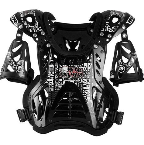 What Does Metal Mulisha Stand For by Msr Metal Mulisha Chest Protector Reviews Comparisons