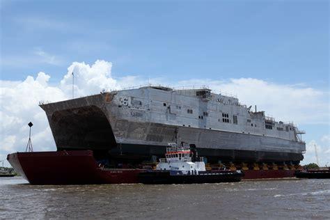 boat transport alabama austal delivers expeditionary fast transport 6 to u s