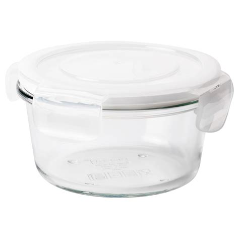 Ikea Food Container glass food storage containers with lids best storage